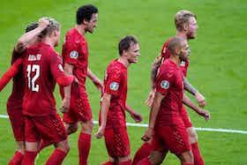 Article image: https://image-service.onefootball.com/crop/face?h=810&image=https%3A%2F%2Ficdn.caughtoffside.com%2Fwp-content%2Fuploads%2F2021%2F07%2FDolberg-et-al-Denmark.jpg&q=25&w=1080
