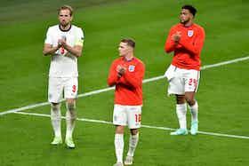 Article image: https://image-service.onefootball.com/crop/face?h=810&image=https%3A%2F%2Ficdn.caughtoffside.com%2Fwp-content%2Fuploads%2F2021%2F07%2FKane-Trippier-James-England.jpg&q=25&w=1080