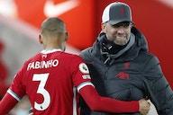 Fabinho reveals Jurgen Klopp's favourite Liverpool player during Instagram Q&A session