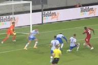 (Video) Sadio Mane kicks off Liverpool comeback vs Hertha Berlin with finish from close range