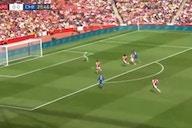 Video: Kai Havertz fires in powerful goal for Chelsea against Arsenal in pre-season friendly