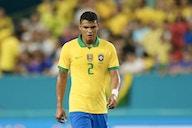 (Image): Thiago Silva's impressive stats as he plays 90 to help Brazil thrash Peru