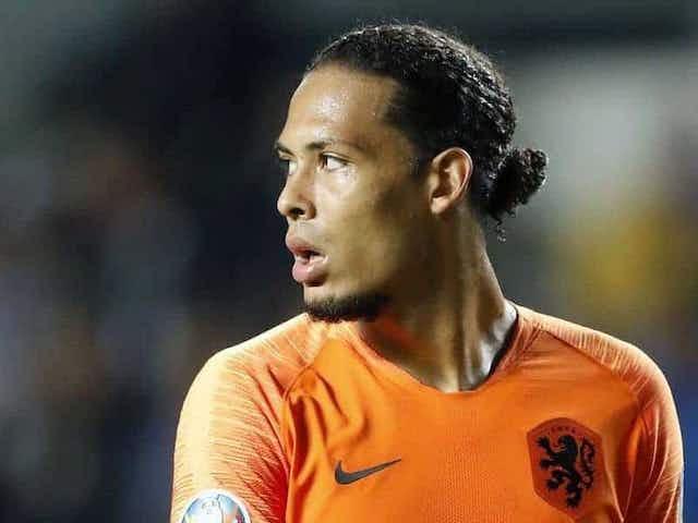 'I have spoken to him, he is going to the field…' De Boer makes Virgil van Dijk Euros claim