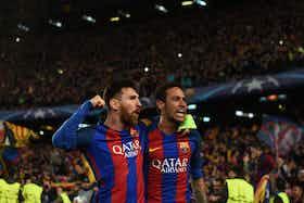 Article image: https://image-service.onefootball.com/crop/face?h=810&image=https%3A%2F%2Ficdn.football-espana.net%2Fwp-content%2Fuploads%2F2020%2F12%2FLionel-Messi-and-Neymar-Junior.jpg&q=25&w=1080