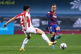 Article image: https://image-service.onefootball.com/crop/face?h=810&image=https%3A%2F%2Ficdn.football-espana.net%2Fwp-content%2Fuploads%2F2021%2F01%2FAntoine-Griezmann3.jpg&q=25&w=1080