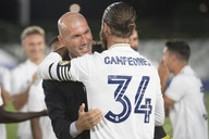 Zinedine Zidane breaks silence amid Sergio Ramos' Real Madrid exit