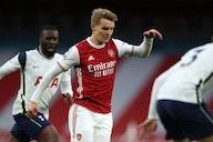 Arsenal not giving up hope on Martin Odegaard as midfielder waits on Carlo Ancelotti