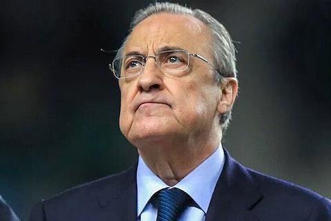Article image: https://image-service.onefootball.com/crop/face?h=810&image=https%3A%2F%2Ficdn.football-espana.net%2Fwp-content%2Fuploads%2F2021%2F04%2FFlorentino-Perez-2.jpg&q=25&w=1080