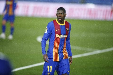 Article image: https://image-service.onefootball.com/resize?fit=max&h=721&image=https%3A%2F%2Ficdn.football-espana.net%2Fwp-content%2Fuploads%2F2021%2F04%2FOusmane-Dembele-2.jpg&q=25&w=1080