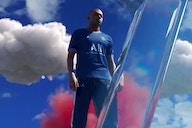 Kylian Mbappe front and centre as Paris Saint-Germain release new kit