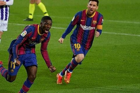 Article image: https://image-service.onefootball.com/crop/face?h=810&image=https%3A%2F%2Ficdn.football-espana.net%2Fwp-content%2Fuploads%2F2021%2F05%2FOusmane-Dembele.jpg&q=25&w=1080