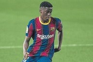 Ilaix Moriba receives vile racist abuse on social media amid Barcelona contract stand-off