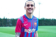 Gerard Pique and Frenkie De Jong deliver verdicts on Barcelona's bold new kit