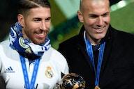 Zinedine Zidane sends message to Sergio Ramos