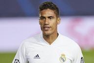 Real Madrid and Manchester United finally strike Raphael Varane transfer deal