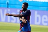 Barcelona handed Samuel Umtiti dilemma amid plans to sell defender