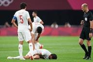 Spain star Dani Ceballos suffers Olympic injury blow