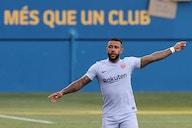 Spanish football evening headlines: Memphis Depay on target in Barcelona friendly win and Eduardo Camavinga edges towards La Liga move