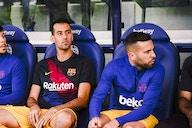 Barcelona welcome three senior players back for pre-season today