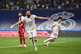 Article image: https://image-service.onefootball.com/crop/face?h=810&image=https%3A%2F%2Ficdn.football-espana.net%2Fwp-content%2Fuploads%2F2021%2F09%2FBenzema1.jpg&q=25&w=1080