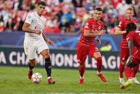 Article image: https://image-service.onefootball.com/crop/face?h=810&image=https%3A%2F%2Ficdn.football-espana.net%2Fwp-content%2Fuploads%2F2021%2F09%2FErik-Lamela.jpg&q=25&w=1080