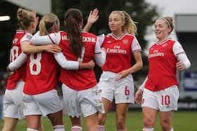 Article image: https://image-service.onefootball.com/crop/face?h=810&image=https%3A%2F%2Ficdn.justarsenal.com%2Fwp-content%2Fuploads%2F2020%2F10%2FArsenal-women-celebrate-goal.jpg&q=25&w=1080