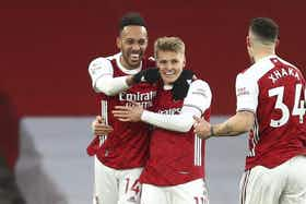 Article image: https://image-service.onefootball.com/crop/face?h=810&image=https%3A%2F%2Ficdn.justarsenal.com%2Fwp-content%2Fuploads%2F2021%2F03%2FMartin-Odegaard-Granit-Xhaka-Aubameyang-Arsenal.jpg&q=25&w=1080