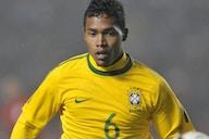Video: Alex Sandro opens the scoring for Brazil against Peru