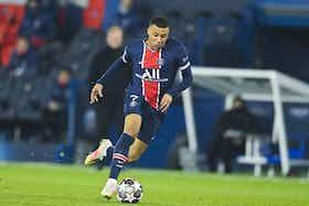 Article image: https://image-service.onefootball.com/crop/face?h=810&image=https%3A%2F%2Ficdn.psgtalk.com%2Fwp-content%2Fuploads%2F2021%2F03%2FKylian-Mbappe-PSG-vs-Barcelona-Champions-League-2021-1.jpg&q=25&w=1080
