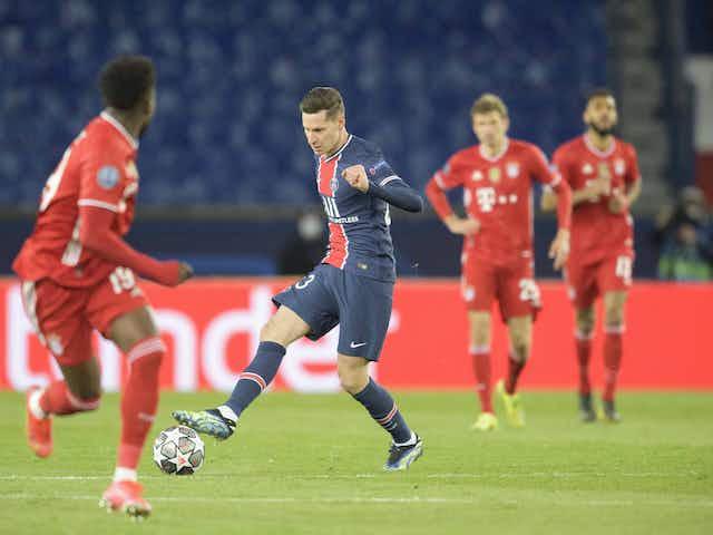 PSG Mercato: Julian Draxler's Representatives Are Offering Paris SG Midfielder to Bayern Munich