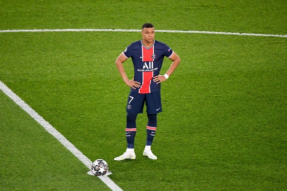 Article image: https://image-service.onefootball.com/crop/face?h=810&image=https%3A%2F%2Ficdn.psgtalk.com%2Fwp-content%2Fuploads%2F2021%2F04%2Fkylian-mbappe-psg-v-man-city-champions-league-2021.jpg&q=25&w=1080