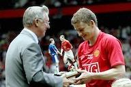 Sir Alex Ferguson praises Solskjaer's work at Manchester United