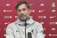 (Video) Jurgen Klopp hails 'absolutely exceptional' Man United star