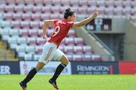 Jess Sigsworth set to leave Manchester United Women