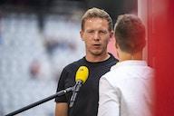 Bayern boss Julian Nagelsmann 'confident' over Leon Goretzka stay