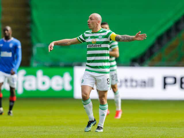 Aberdeen manager says he won't speak to Scott Brown until after match