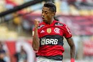 "Bruno Henrique mira Copa do Mundo e diz: ""merecia estar na Copa América"""