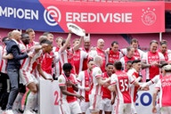 Ajax melt Eredivisie trophy to produce 'champion stars' for season ticket holders