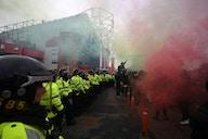 Manchester United v Liverpool on schedule despite fresh fans protests