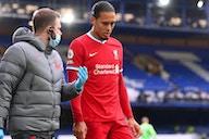 'Gutted' Van Dijk confirms he will miss Euro 2020