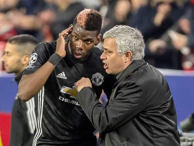 Paul Pogba says he has no idea what caused rift with Jose Mourinho
