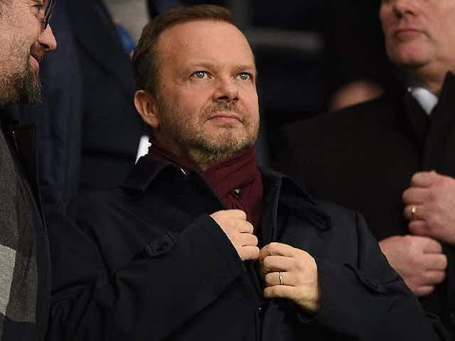 Man Utd vice-chairman Woodward quits UEFA role amid Super League breakaway