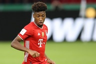 Man City  eyeing Bayern Munich winger Kingsley Coman