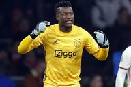 Arsenal eyeing suspended Ajax goalkeeper Andre Onana