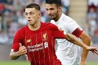 Livingston boss Martindale welcomes deal for Liverpool fullback Lewis