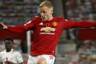 Man Utd coach Solskjaer confirms van de Beek, Dalot could start against Preston