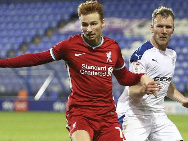 Liverpool defender Sepp van den Berg happy to extend Preston loan