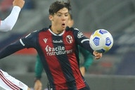 Bologna fullback Aaron Hickey 'fully aware' of Celtic interest