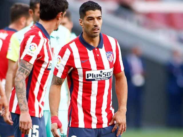 Liverpool make sensational move for Atletico Madrid ace Luis Suarez