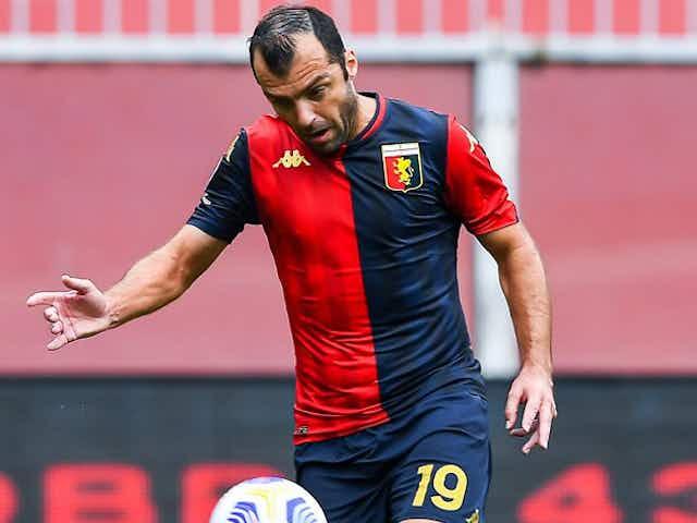 Genoa forward Goran Pandev: I hope Inter Milan win the Scudetto